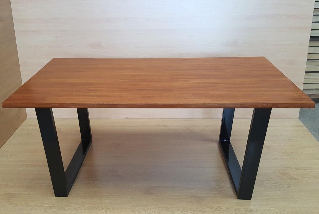Romano maderera mesas for Tablero madera maciza